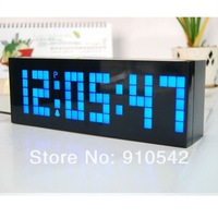 Free Shipping ! innovative  countdown  desktop clock with weather station