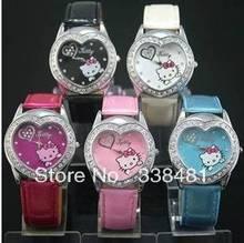hello kitty quartz watch price