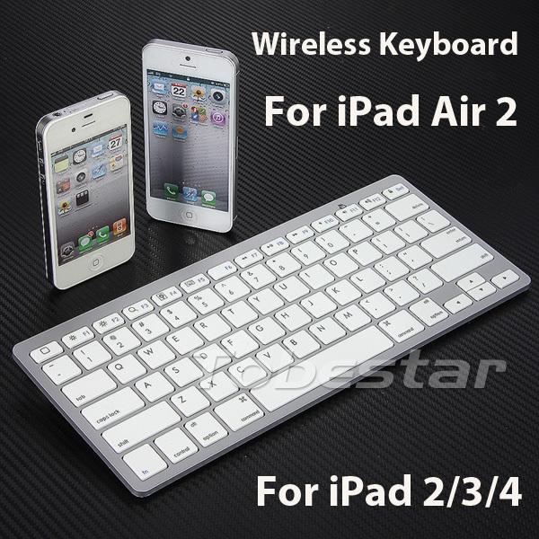 Wireless Keyboard +2.4GHz Wireless Optical Mouse +Keyboard Protector Film For Apple Mackbook Ipad Laptop(China (Mainland))