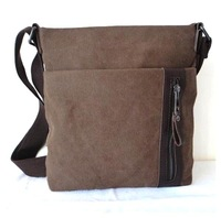 F61(brown)2013 hot sale Fashion leisure bags,sports bags,canvas bag,Size:27 x 28cm,brown,Wholesales,Free shipping