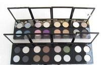 (12 pcs/lots) Free China Post Air Mail Hot Eyeshadows 4 Colors Eye Shadow Palette