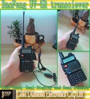 DHL Pro BAOFENG Two-Way Radio UV-5R U.V FM Transceiver Dual Band 136-174/400-480MHz 40pcs/lot Free shipping