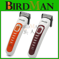 Wholesales New Waterproof Adjustable Man Rechargeable Beard Hair Trimmer Clipper Electric Trimmer Haircut #3490