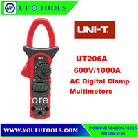 Uni-t UT206A AC 600V 1000A Digital Clamp Meter