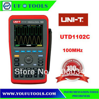 Scope UTD1102C HandHeld Uni-T Digital Storage Oscilloscope + Multimeter 100Mhz Bandwidth