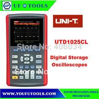 UTD1025CL 3.5 Inches TFT  Uni-T Digital Storage Scope , Oscilloscope + Multimeter  Uni-Trend  NEW
