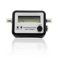Hot Sale Satellite Signal Finder Meter Dish FTA HD Monitors Signal Strength Meter 950-2150 MHz TK1042