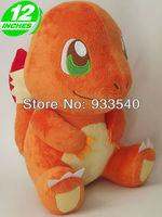 12inch Japanese Anime Pokemon Dragon Plush Toy Doll,1pcs