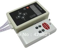 RF Dream Color LED Controller DC12V HL1606  Two SPI Signals