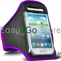 1pcs Sports Armband Workout Running Armband Case Holder For Samsung Galaxy S3 mini i8190