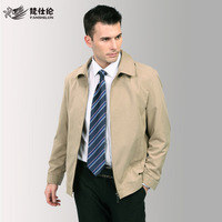 Promotion 2013 Autumn Jackets Mens New Men Spring and Autumn Cotton Casual Jacket Coat outerwear