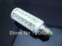 5pcs/lot E27 12W 50 LED 5630 Warm White Cool White led Bulb Lamp 220V #1650