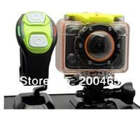 F20 Waterproof Sports actions camera wifi camera Full HD1080P Wrist watch remote control