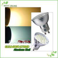 3pcs/lot  GU10 27 SMD 5050 Led Day / Warm White Light  Bulb Non-dimmable Led Tube Light