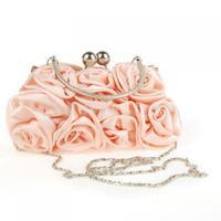Free Shipping Ivory Party Clutch Bag Banquet Handbag Dress Wedding Bag 8560#