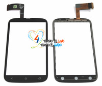 OEM Original Touch Glass Screen Digitizer Replacement Part For HTC Desire X T328e, Black Can Be Choosed.