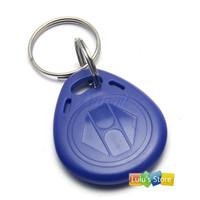 Keychain Keyfobs Em RFID Cards Card Control Access Token Tag Key Ring Proximity Card 125Khz 50Pcs/lot Newest!