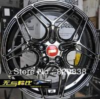 BBS black wheel rim  18 inch car auto hub for most cars bmw audi vw mazda toyota reiz