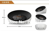 free shipping 2014 new wireless bluetooth speaker , home speakers S20 portable speaker mp3 player