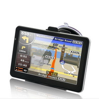 New 7 inch Car GPS Navigation 7006 Built-in 4GB 128MDDR, Wince 6.0 with 2012 IGO 8 World MAP, Navitel 5.5