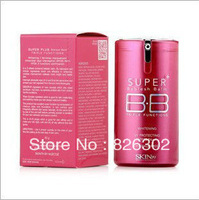 New Hot pink super Plus skin 79 Whitening BB Cream sunscreen SPF25 PA++korean faced foundation makeup free shipping