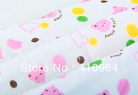 Environmental Protection Multipurpose Fully Cutton Baby Towel Etamine Bath Towel 80*75cm