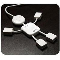 2pcs/lot 4 hub usb splitter usb extension hub usb lilliputian separator hub USB hub