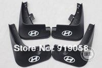 Free shipping 2012 Hyundai Elantra Soft plastic Mud Flaps Splash Guard