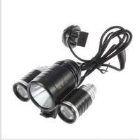 CREE, light lamp, LED headlamp, miner's lamp,rechargeable light night T6 fishing bicycle headlight 18650 head lamp 8.5 *5.6 *5cm