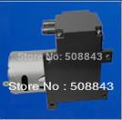20L/M 300Kpressure High flow diaphragm pump with electric dc brush motor