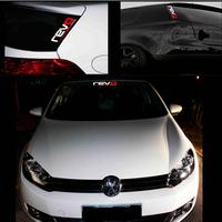 Free Shipping, Reflective car refitting vw 6 polo scirocco car stickers carinthian