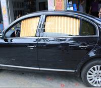 Free Shipping, Car pullo jettas 6 passat car curtain sun-shading curtain louver window