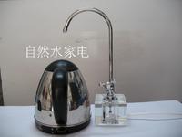 Crystal coffee table desktop countertop 2 inchi goose neck faucet water purifier