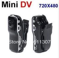 Mini DV 720P HD Camcorder DVR Video Camera Webcam MD80 Camera Recorder  Free Shipping