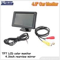 4.3 Inch monitor system reversing camera