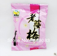 Free shipping China's taste quality goods lai yi fen plum  500g/piece