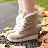 New arrival tassel snow boots platform fashion boots platform shoes women's shoes 2012 boots
