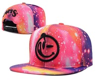 Brand new YUMS Galaxy star sky Snapback caps most popular men & women's designer sports hats multicolour freeshipping !