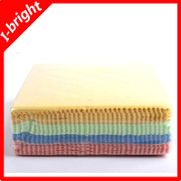 I-bright wholesale 14x14cm multi-color glasses lens cloth eyeglasses eyewear accessories  cleaning cloth Free shipping