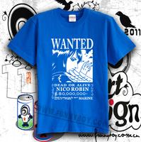 T-shirt nicole robin demon op 100% lovers cotton
