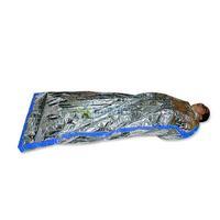 New Emergency Reusable Waterproof Rescue Space Thermal Sleeping Bag 100x200cm S7