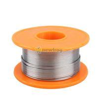 Tin Lead Solder Core Flux Soldering Welding Solder Wire Spool Reel 0.8mm S7NF