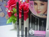The new rich Hyun black eyeliner, black eyeliner, 10pcs/1lot, free shipping!