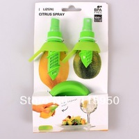 Lemon Citrus Sprayer Lemon Stem Juicer Sprayer for Pancakes Fish Salads & Drinks 2PCS/lot