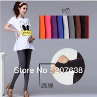 Best Selling!Maternity Pants Pregnant slim elastic pure cotton warm Leggings free shipping