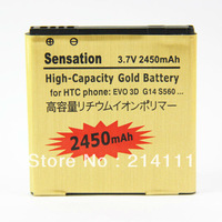 Wholesale High Capacity Battery BG86100 for HTC EVO 3D SENSATION 4G XE XL Radar Amaze 4G 2450mah