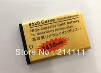 Wholesale 2430mahC-S2 GOLD Battery For Blackberry Curve 8310 8320 8330 8520 3G 9300 9330 7100G 7100I 7100T 7100X 7130 7130C