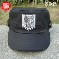 Giants hats allen long flat military hat