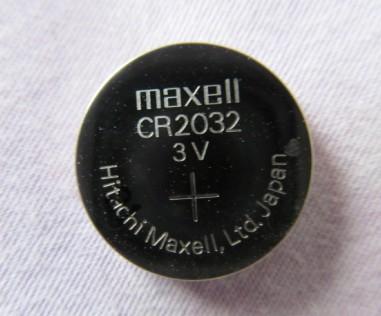 Suunto series professional battery original maxell cr2032 cr2430(China (Mainland))