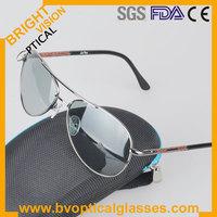 Free shipping new designer Avitator Photochromic polarized sunglasses (2213)